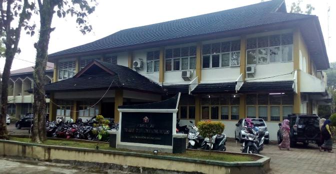 Profil Fakultas Dakwah dan Ilmu Komunikasi UIN Imam Bonjol Padang