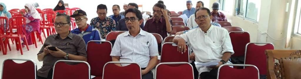 Rapat Dosen Fakultas Dakwah dan Ilmu Komunikasi