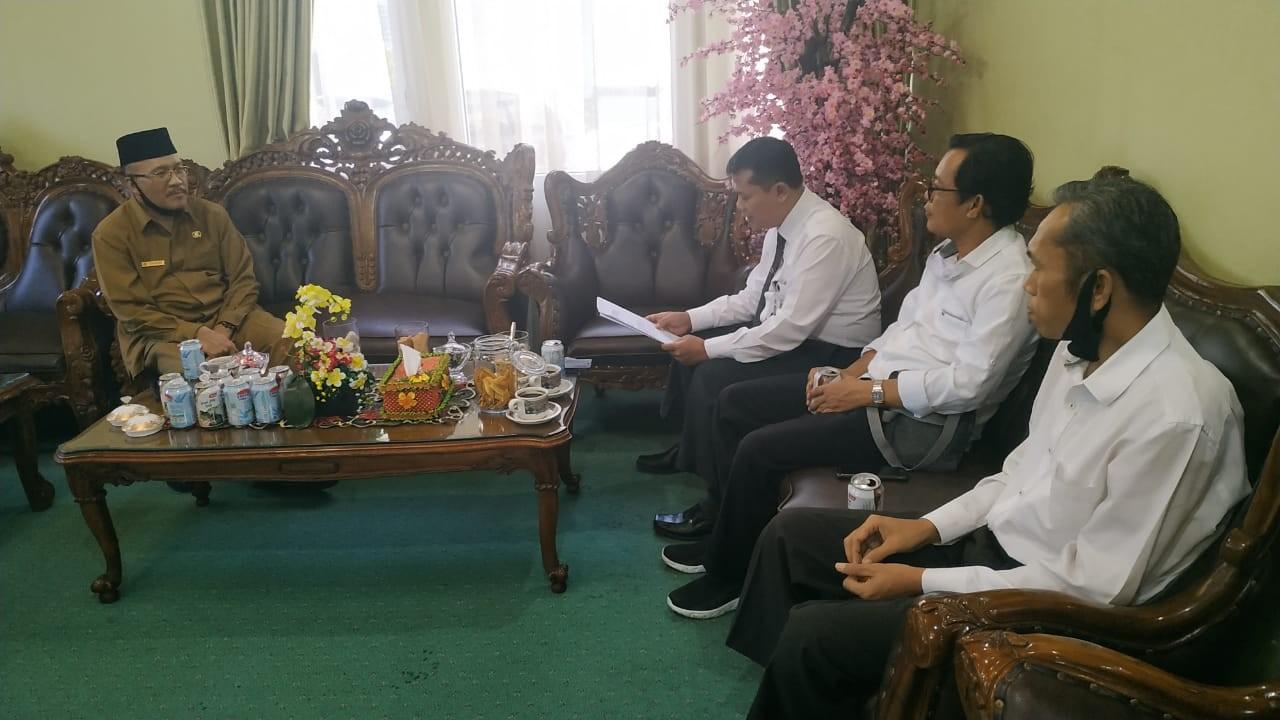 FDIK UIN Imam Bonjol Padang adakan Sertifikasi Pembimbing Manasik Haji Mandiri