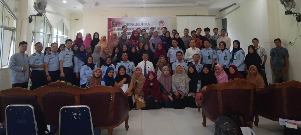 Penyuluhan Hukum Keliling Kanwil Kemenkum dan HAM Sumatera Barat