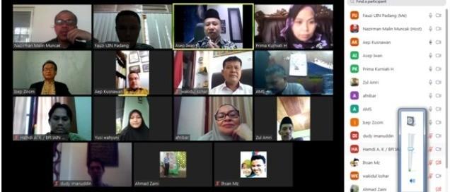 Geliat Ilmiah Dosen Dosen Fakultas Dakwah dan Ilmu Komunikasi