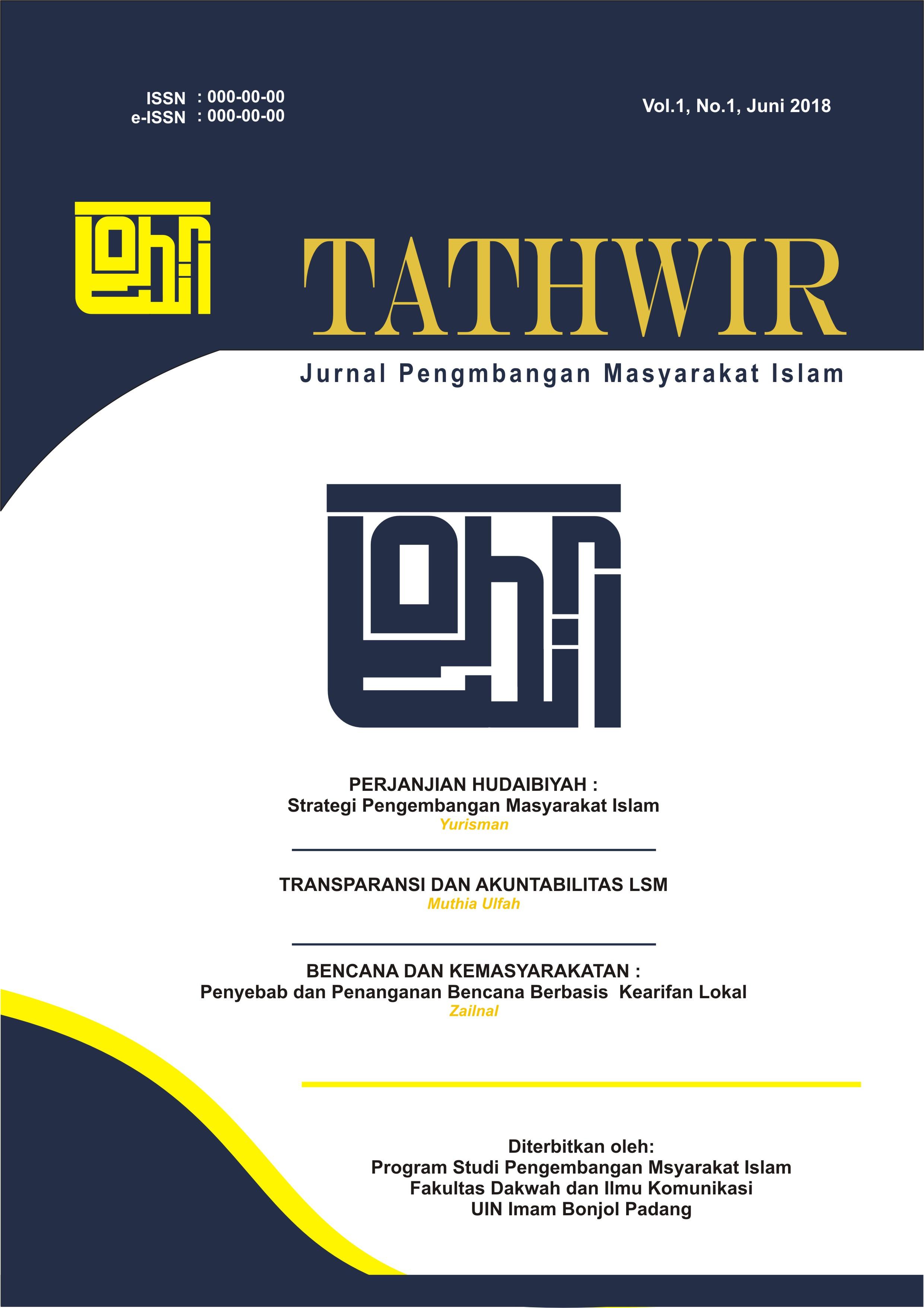 Fakultas Dakwah Dan Ilmu Komunikasi Uin Imam Bonjol Padang